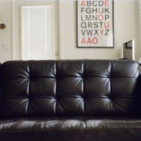 Comment nettoyer un canapé en cuir ?